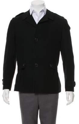 Lanvin Wool Knee-Length Coat