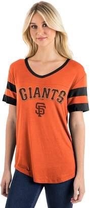Women's San Francisco Giants Jersey Tee
