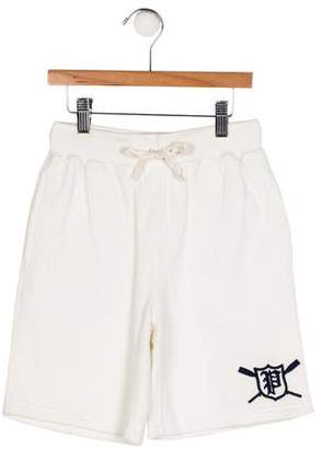 Polo Ralph Lauren Boys' Embroidered Knit Shorts w/ Tags