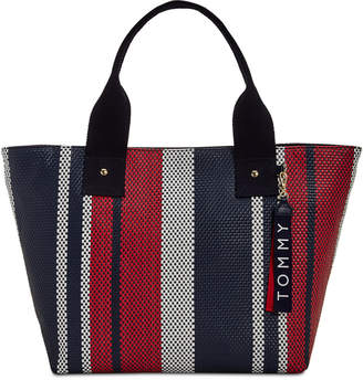 Tommy Hilfiger Classic Tommy Woven Tote