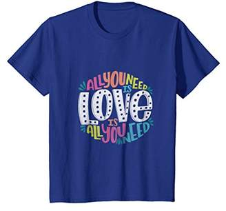 DAY Birger et Mikkelsen All you Need is Love t-shirt Valentine's