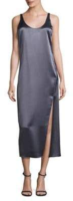 Diane von Furstenberg Lyla Midi Slip Dress