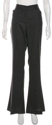 Theory Virgin Wool Mid-Rise Pants w/ Tags