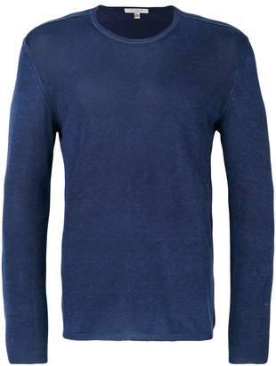 John Varvatos fine-knit sweater