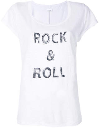 Zadig & Voltaire Rock and Roll T-shirt