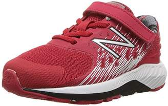 New Balance Girls' Urge v2 Hook and Loop Running Shoe