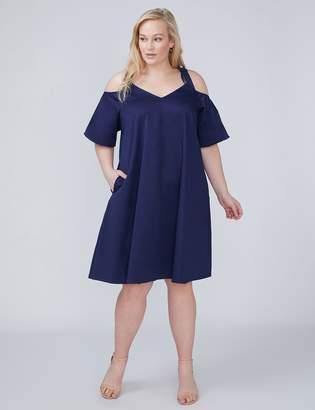 Fast Lane Strappy Babydoll Dress