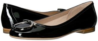 Salvatore Ferragamo - Ena Women's Flat Shoes $395 thestylecure.com