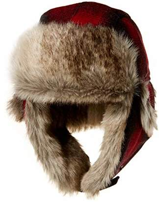 Mens Trapper Hat - ShopStyle 6384110e082a
