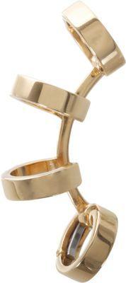 Repossi Gold 4-Row Berbere Earring