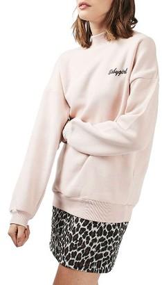 Women's Topshop By Tee & Cake Babygirl Sweatshirt $68 thestylecure.com