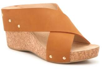 Cl By Laundry Abloom Wedge Sandal