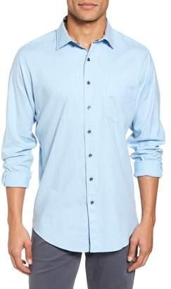 RODD AND GUNN 'Sinclair' Trim Fit Brushed Twill Sport Shirt