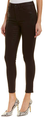 Joe's Jeans The Charlie Beet Root High-Rise Skinny Ankle Cut