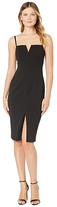 Vince Camuto Sleeveless Bodycon with Shoulder Strap