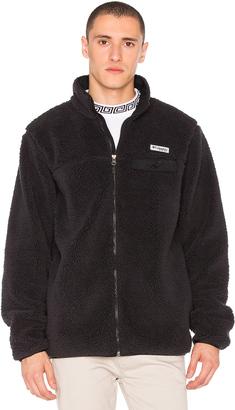 Columbia Harborside Zip Fleece Jacket $80 thestylecure.com