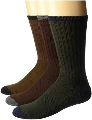 Wigwam Range 3-Pack Crew Cut Socks Shoes