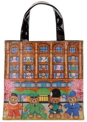 Harrods Small Knightsbridge Bears Shopper Bag