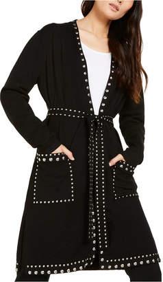 INC International Concepts Inc Studded Cardigan