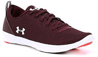 Under Armour Women's Street Prec Sport Lo Lifestyle Shoes $79.99 thestylecure.com
