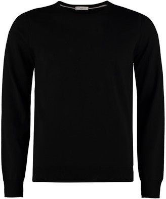 Paolo Pecora Wool Crew Neck Pullover