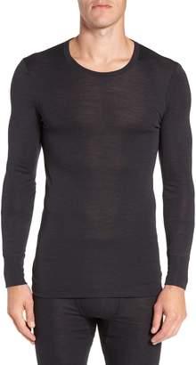 Hanro Wool & Silk Long Sleeve T-Shirt