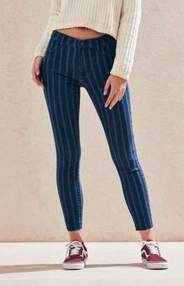 PacSun Fine Line Stripe Perfect Fit Jeggings