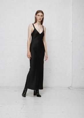 Haider Ackermann kuiper black camisole dress $850 thestylecure.com