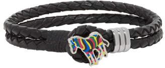 Paul Smith Black Zebra Bracelet