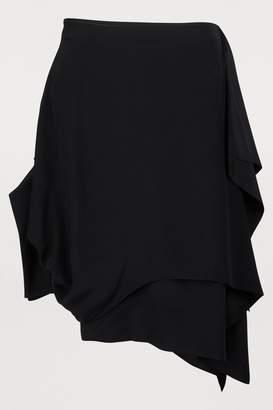 J.W.Anderson Asymmetrical mini skirt