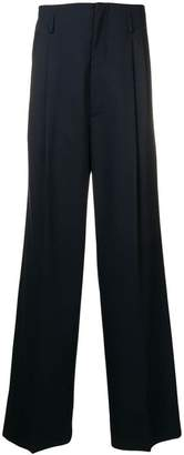 DSQUARED2 tailored wide leg trousers