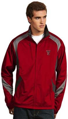 Antigua Men's Texas Tech Red Raiders Tempest Desert Dry Xtra-Lite Performance Jacket