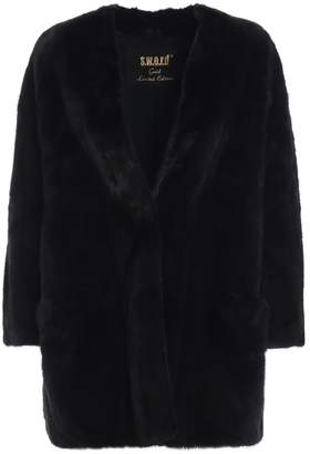 S.W.O.R.D 6.6.44 Sword Cropped Fur Coat