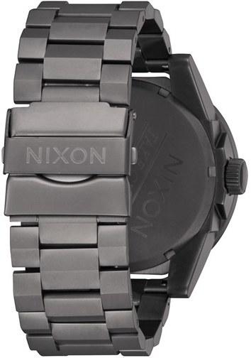 Men's Nixon 'The Corporal' Bracelet Watch, 48Mm 4