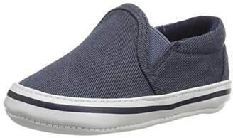 Kenneth Cole Reaction Baby Smooth Crib Slip On Sneaker (Infant/Toddler)