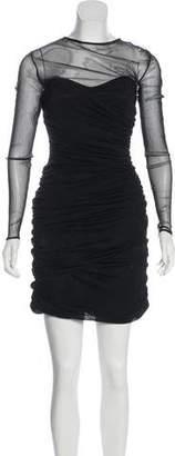 Camilla And Marc Long Sleeve Mini Dress