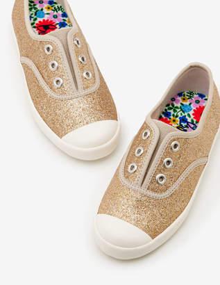 Boden Laceless Canvas Shoes