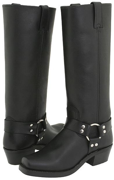 Frye - Harness 15R (Black) - Footwear