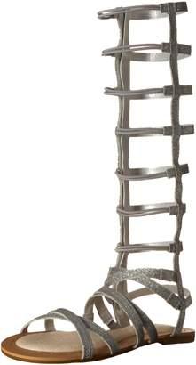 Stuart Weitzman Camia Spartahi Tall Strappy Gladiator Sandal (Little Kid/Big Kid)