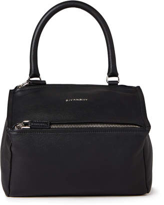 Givenchy Black Pandora Small Leather Tote