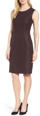 Women's Boss Denesa Sheath Dress $595 thestylecure.com