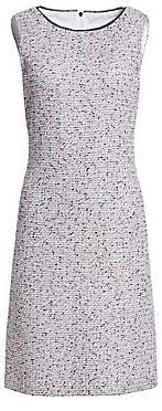 St. John Women's Alicia Boatneck Knit Dress