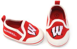 NCAA Kohl's Baby Wisconsin Badgers Crib Shoes