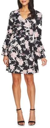 Cynthia Steffe CeCe by Eden Bell Sleeve Dress