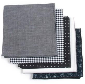 The Tie Bar Basic Black Pack