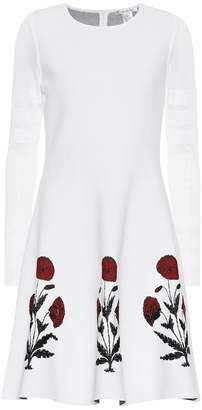 Oscar de la Renta Stretch knit dress