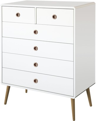 Argos Home Softline 4+2 Drawer Chest