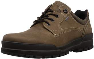 Ecco Men's Track 6 GTX Plain Toe Hiking Shoe