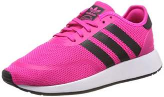 huge selection of af656 f4a68 adidas N-5923 J, Unisex Kids Gymnastics Gymnastics Shoes, Pink (Shock