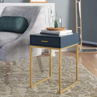 Willa Arlo Interiors Kylin End Table with Storage
